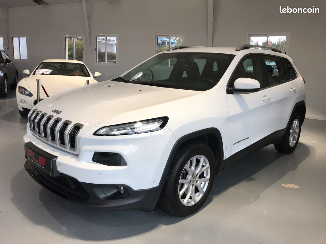 JEEP CHEROKKE 140 cv Longitude Executive
