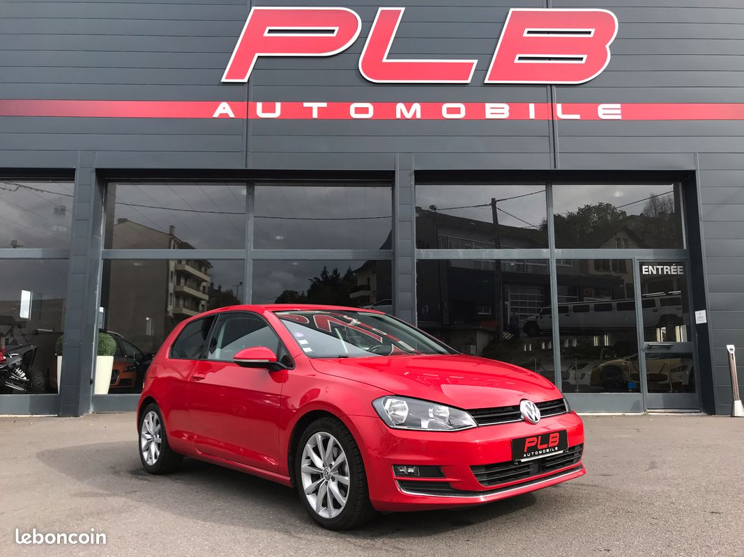 VOLKSWAGEN GOLF 7 TSI 150 cv / Driving Mode Select / GPS / BLUETOOTH / ACC