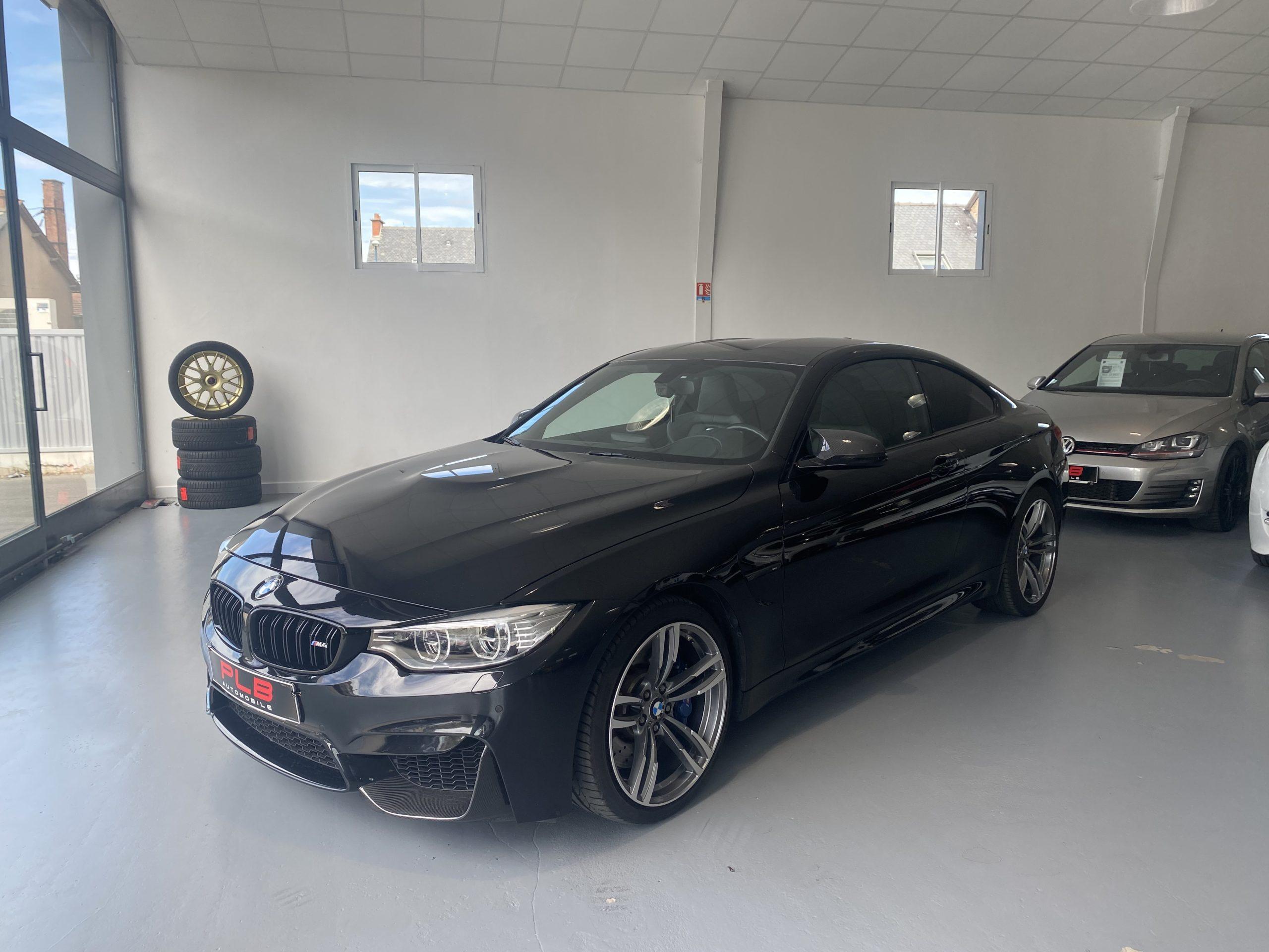 BMW M4 Coupe 3.0 430Cv DKG M Sport / Carbone