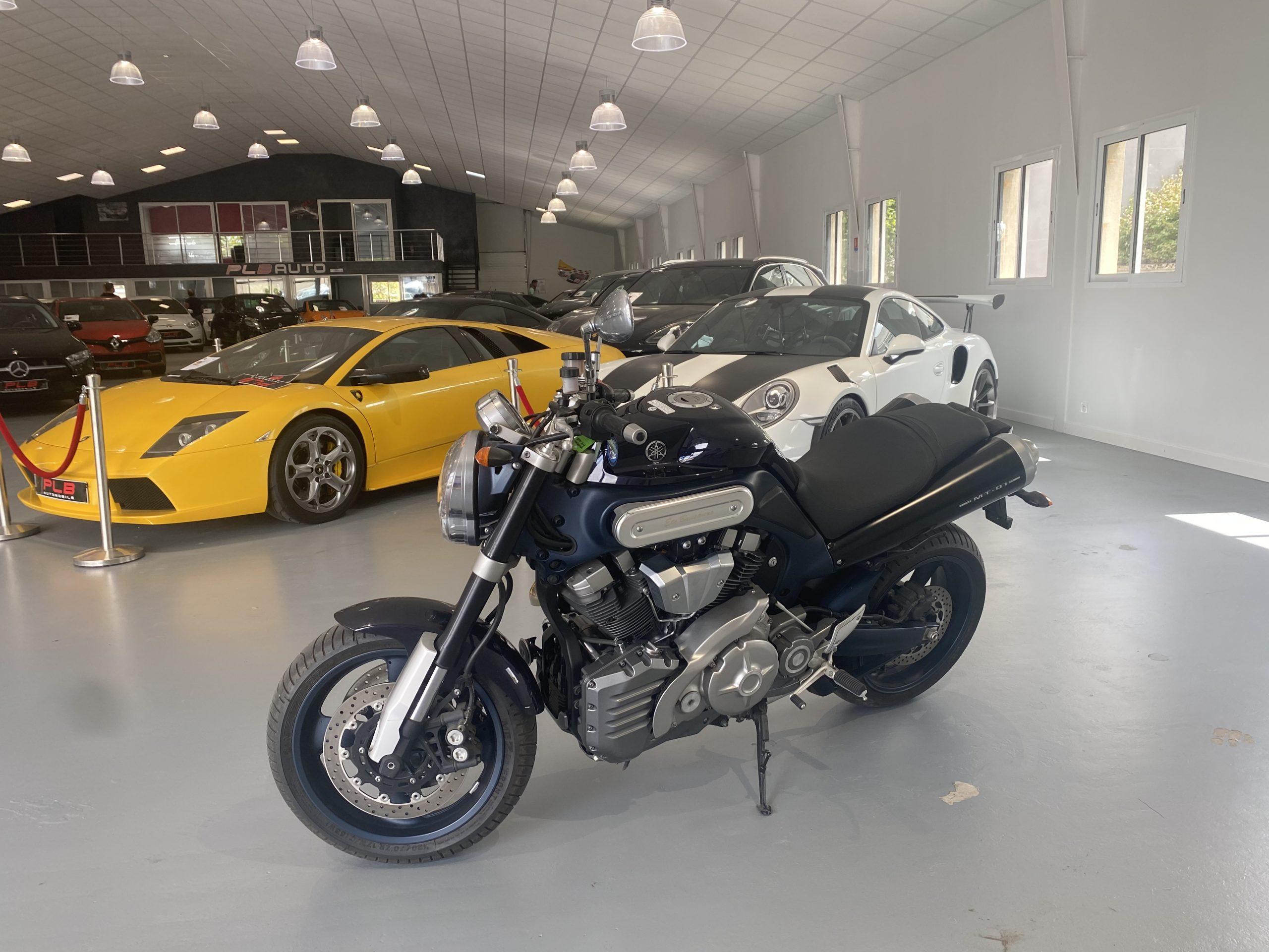 Yamaha mt-01 1700