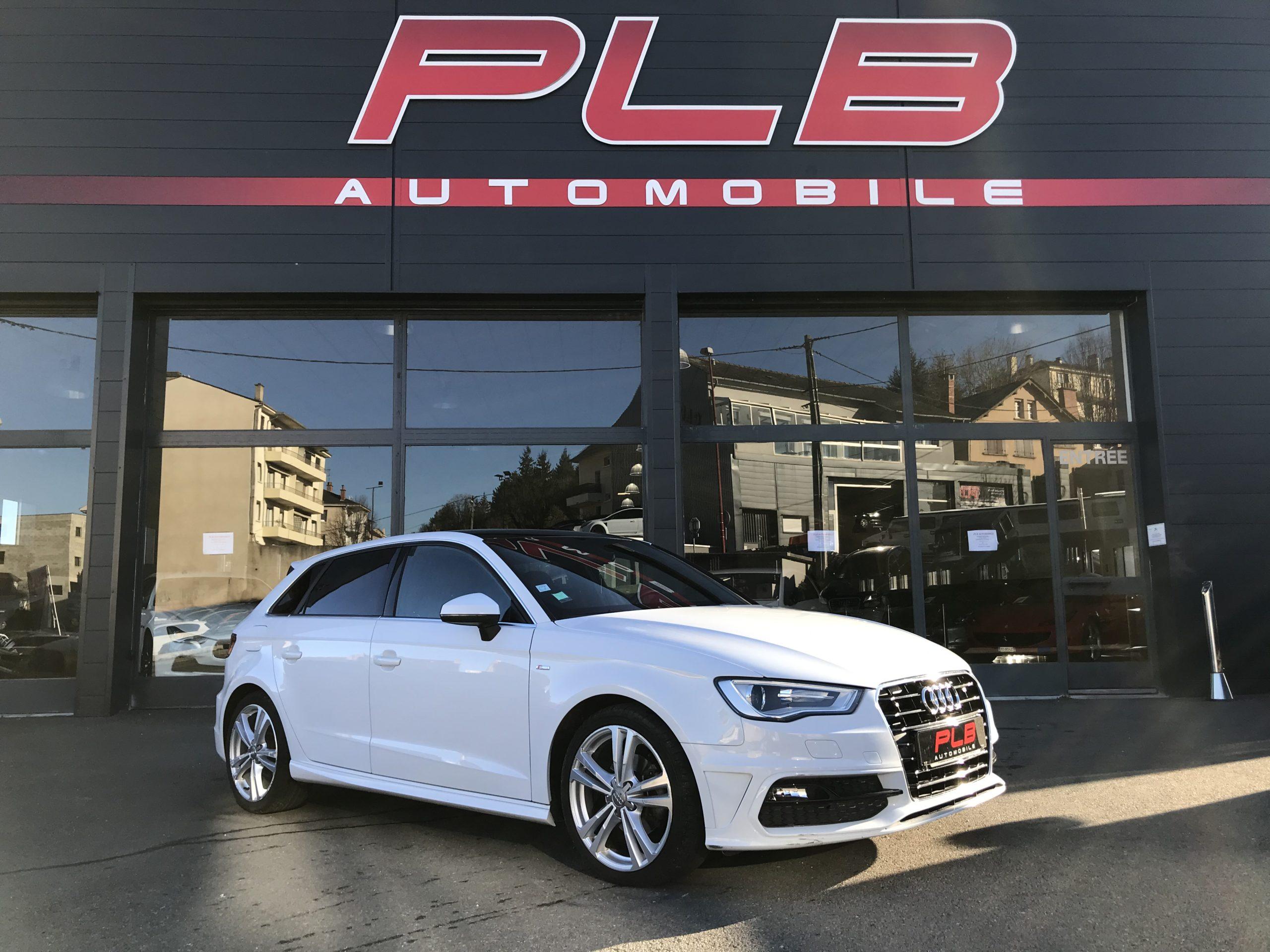 Audi A3 Sportback 2.0 TDI 150CV S-Line BVA GPS/Bluetooth